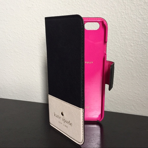 watch fac30 7f43f Kate Spade iPhone 6 case / wallet case