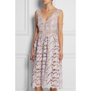 Self-Portrait Dresses & Skirts - Self-Portrait Lace Dress