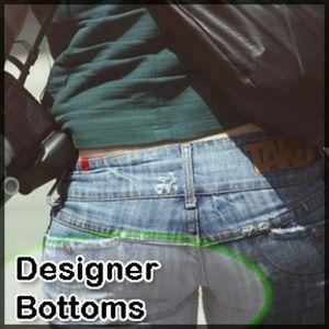 Designer Bottoms