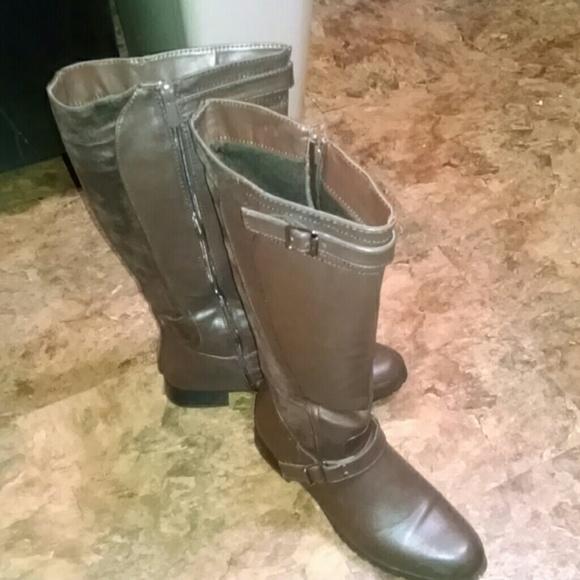 Brown Riding Boots   Poshmark