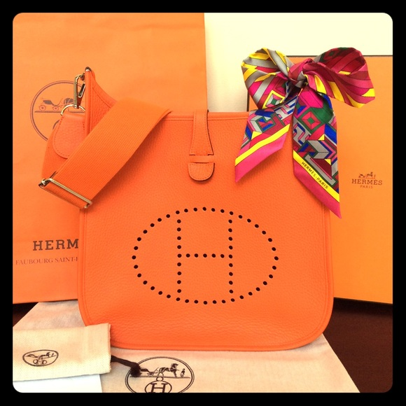 Hermes Evelyne Handbags on Poshmark