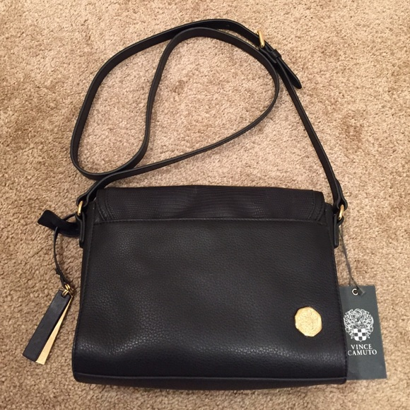 Vince Camuto Max Leather Crossbody Bag 26