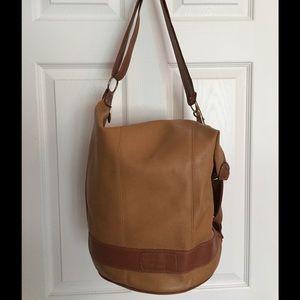 Alexander Julian Handbags - 🛍 Alexander Julian Women Brown Leather Bag