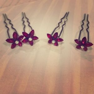 Accessories - Hair pins