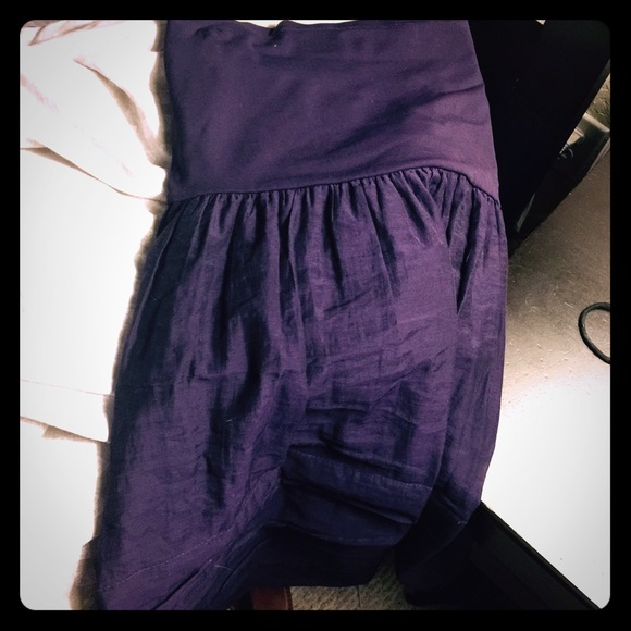80% off Theory Dresses & Skirts - Theory 100% cotton tube dress ...