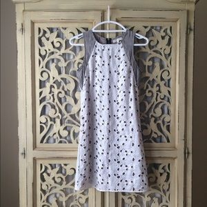 Anthropologie San and Soni Fleur Eyelet dress