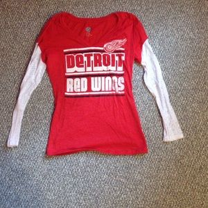 Tops - Detroit Red Wings Shirt
