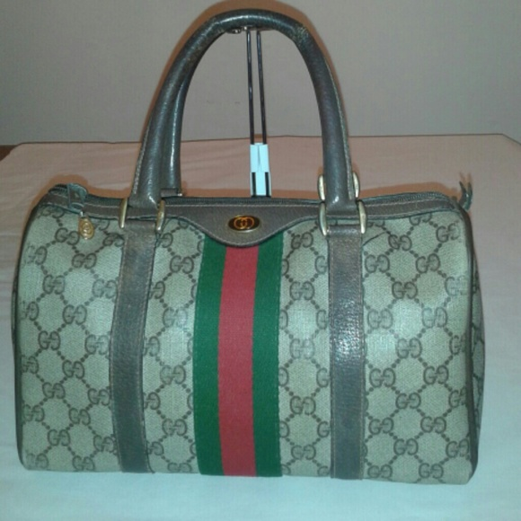 6507863c91f3 Gucci Bags | Authentic Vintage Speedy Boston Doctor Bag | Poshmark