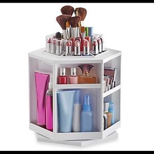 QVC Other - QVC makeup carousel container