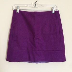 J. Crew Dresses & Skirts - Jcrew wool mini