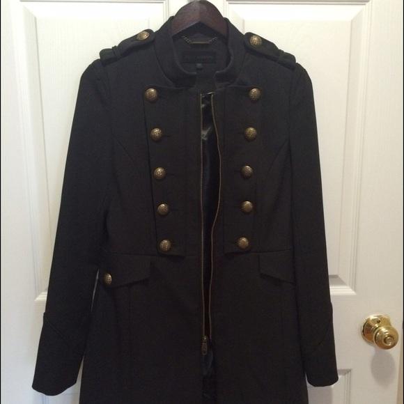 Madden Military Jacket
