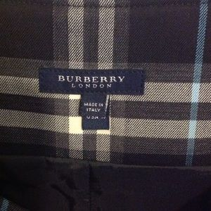 burberry label