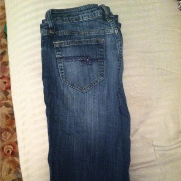 474442363fc Arizona Jean Company Denim - Arizona Juniors Bootcut Jeans Size 7