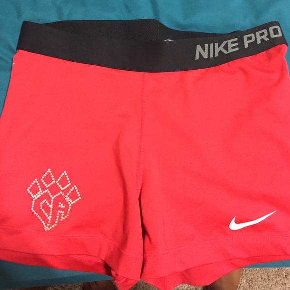 comer Enumerar Aceptado  Pants & Jumpsuits | Ca Custom Nike Pros | Poshmark