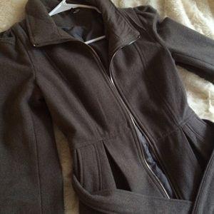 Divided Jackets & Blazers - Long Grey Divided jacket.