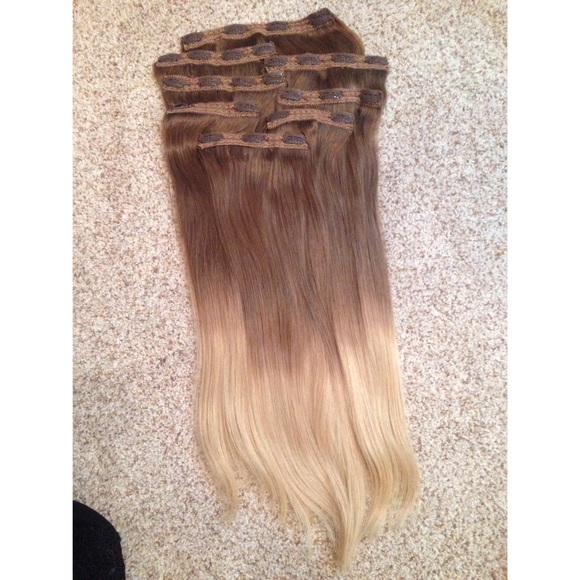 Foxy Locks Other Ombr Human Hair Extensions 230grams Poshmark