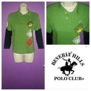 """3/4"""" Sleeve Polo"""