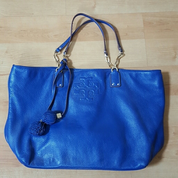 7cd3a84dc0 Authentic Tory Burch Thea Tote. M_55f4b0d87eb29faa0400d0bc