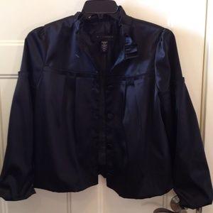 Black Apostrophe Jacket Size S