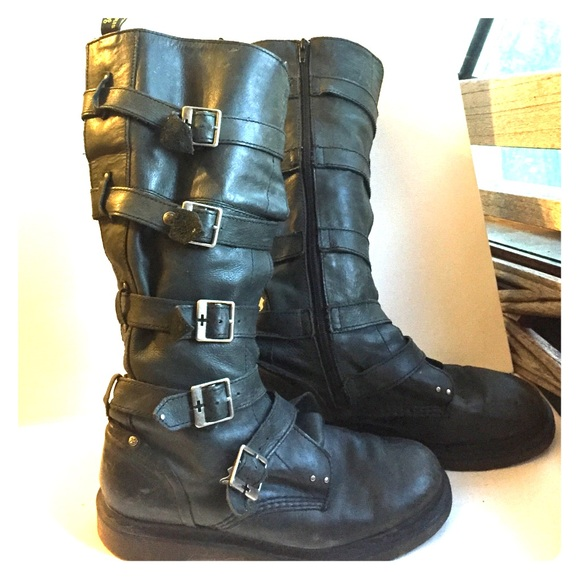 44 Off Dr Martens Shoes Doc Marten Phina Boot From