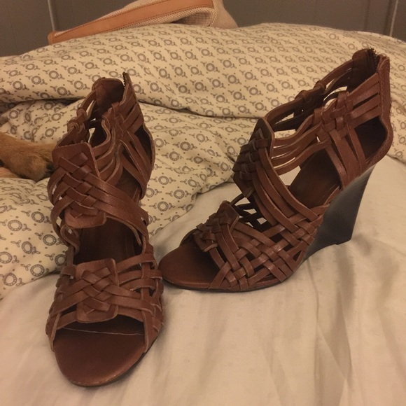 Tory Burch Tevray Wedge Sandals cheap newest eastbay online sale best seller LOSCCbzj1
