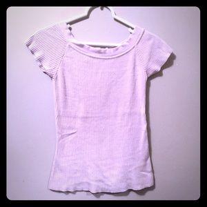 Tops - Beige/Cream Sweater