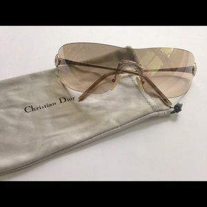 Other - Authentic Christian Dior sunglasses