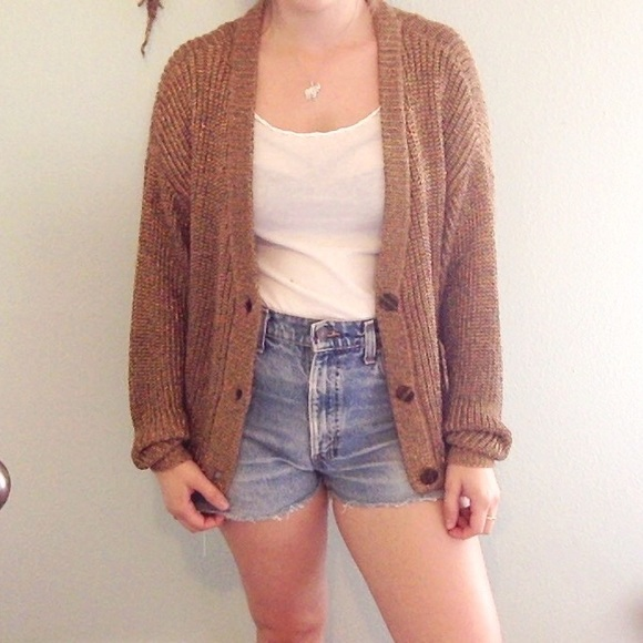 45% off American Apparel Sweaters - Sold! American Apparel Gold ...