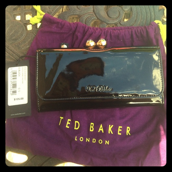 7ec5cc126fd86 Ted Baker KASSADY Crystal Bobble MATINEE Wallet BL