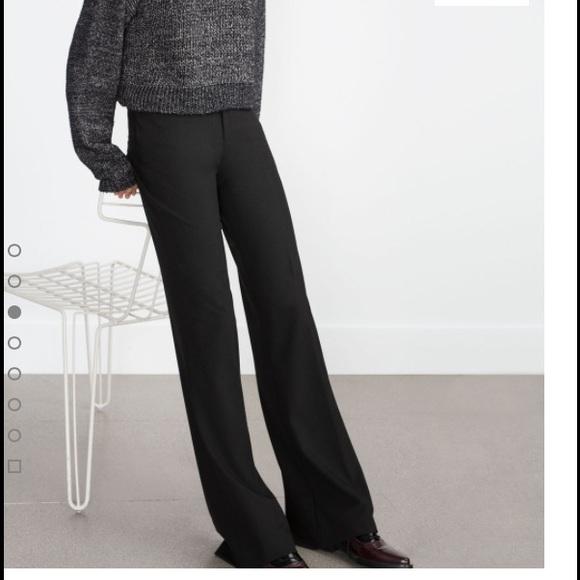 black pants for tall women - Pi Pants