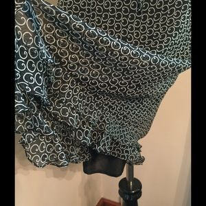 Allison Taylor Dresses & Skirts - Allison Taylor  100% silk Skirt 🌺