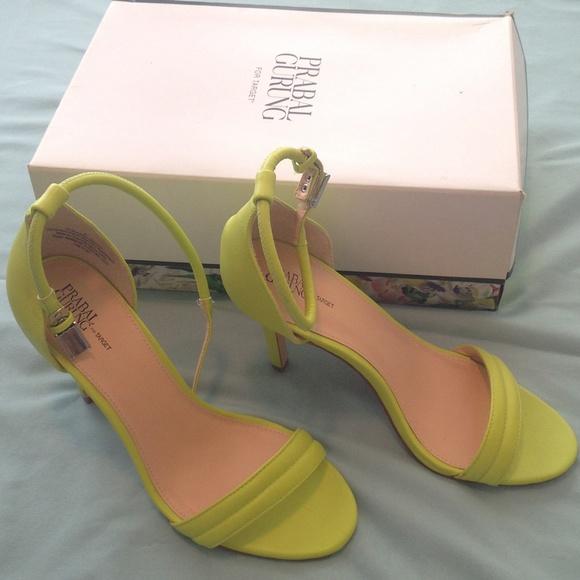 38% off Prabal Gurung for Target Shoes - Prabal Gurung Lime Green