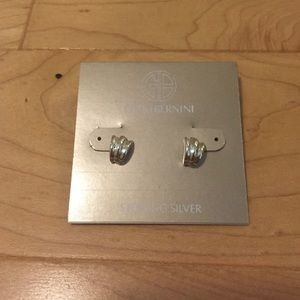 Giani  Bernini sterling silver earrings.