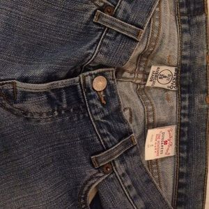 Lucky Brand Jeans - style lil maggy