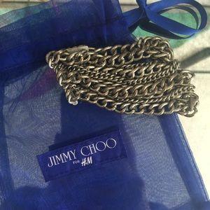 Jimmy Choo Jewelry - Jimmy Choo for H&M Multi-chain bracelet