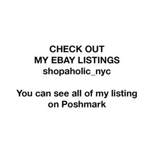Other - Moving Sale - High Quality clothes