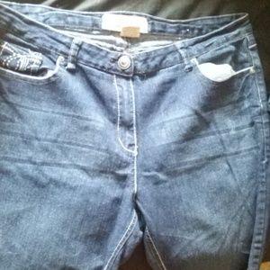 57% off Elite Jeans Denim - Plus size Elite Boyfriend jeans from
