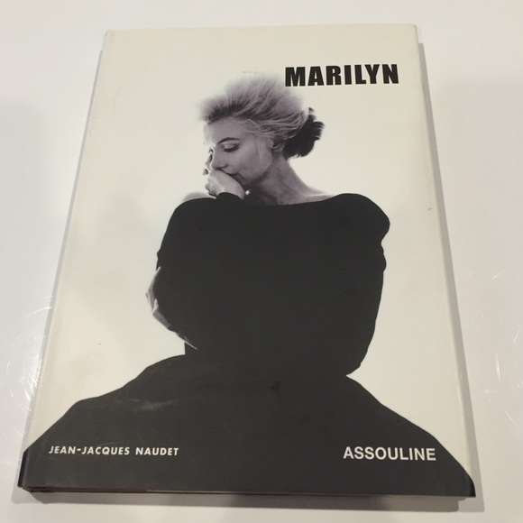 Accents Marilyn Monroe By Assouline Coffee Table Book Poshmark