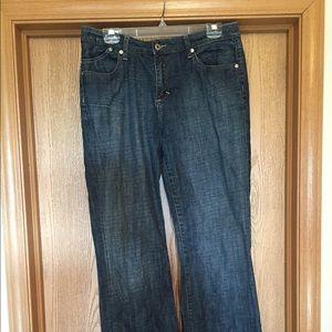 Salt Works Flare Jeans, Size 12