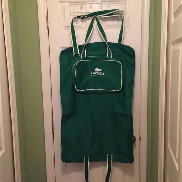 7e5d985e5f Lacoste Bags | Garment Bag | Poshmark