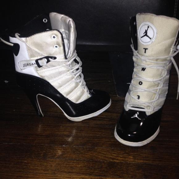 Jordan Shoes | High Heel Jordans | Poshmark
