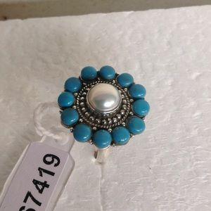 Jewelry - ❤️❤️ Arizona Sleeping Beauty Turquoise HUGE DROP❤️