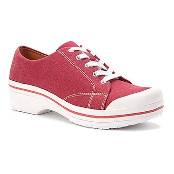 Dansko Vegan Tennis Shoes