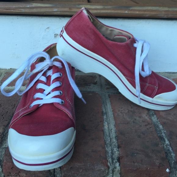 Dansko Tennis Shoes Size