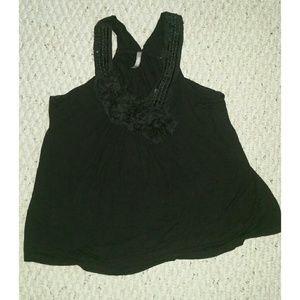 Charlotte Russe Tops - ✳Charlotte Russe Black Dressy Top ✳