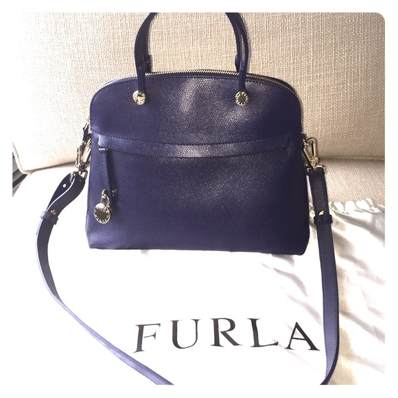 f5e1d7e980b02 Furla Handbags - Furla piper large dome satchel