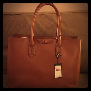 0990d7785b Ralph Lauren Bags - Beautiful Ralph Lauren Tate City Tote