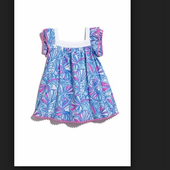 f806faa31af Lilly Pulitzer for Target baby dress