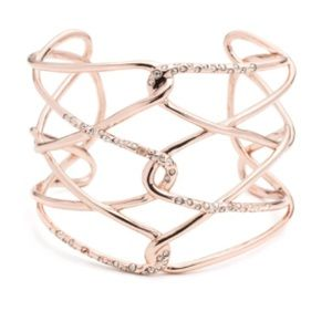 Alexis Bittar barbed wire cuff