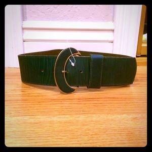 NEW & VINTAGE Leather Belt